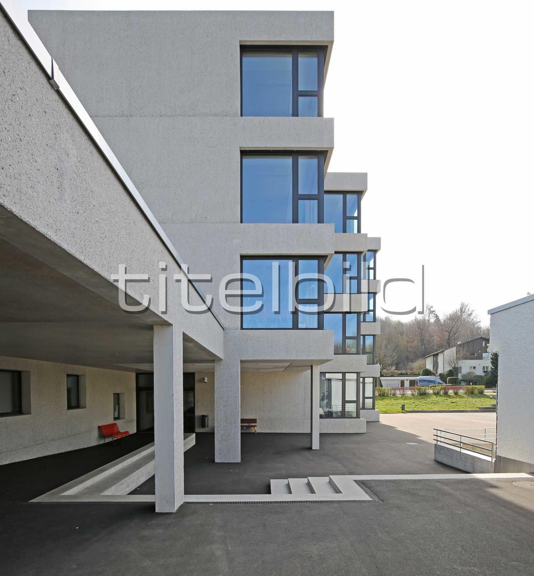Projektbild-Nr. 3: Erweiterung Schulhaus Weidli