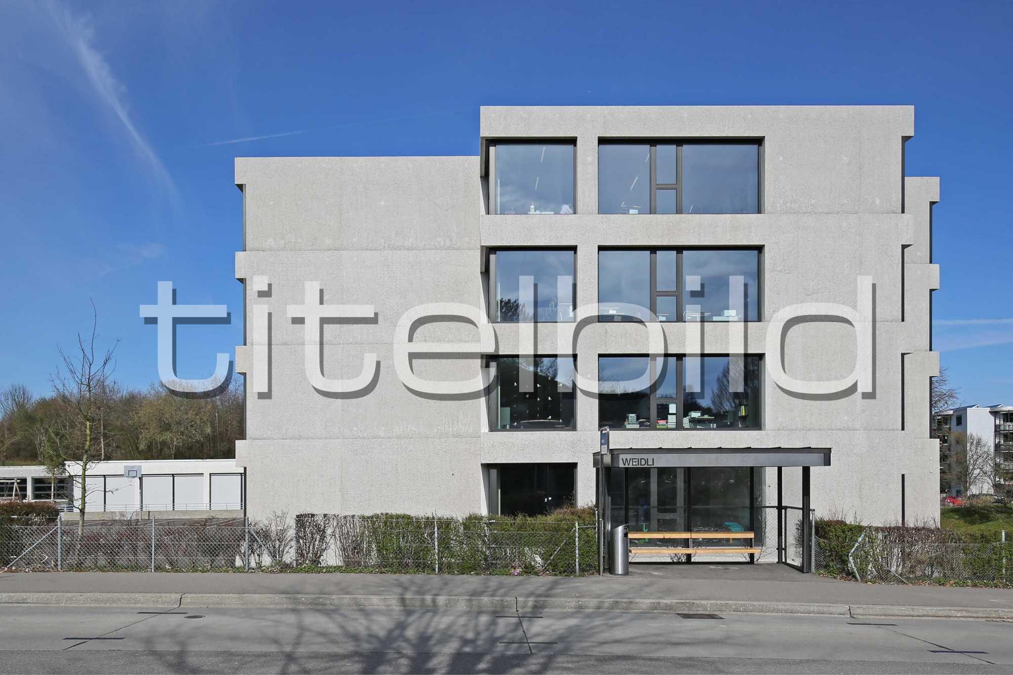 Projektbild-Nr. 4: Erweiterung Schulhaus Weidli