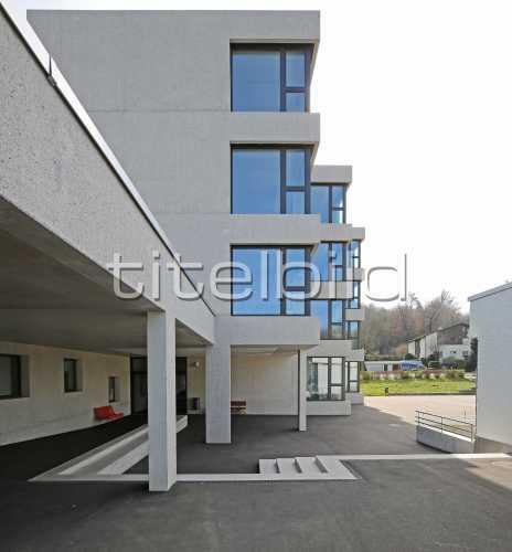 Bild-Nr: 4des Objektes Erweiterung Schulhaus Weidli