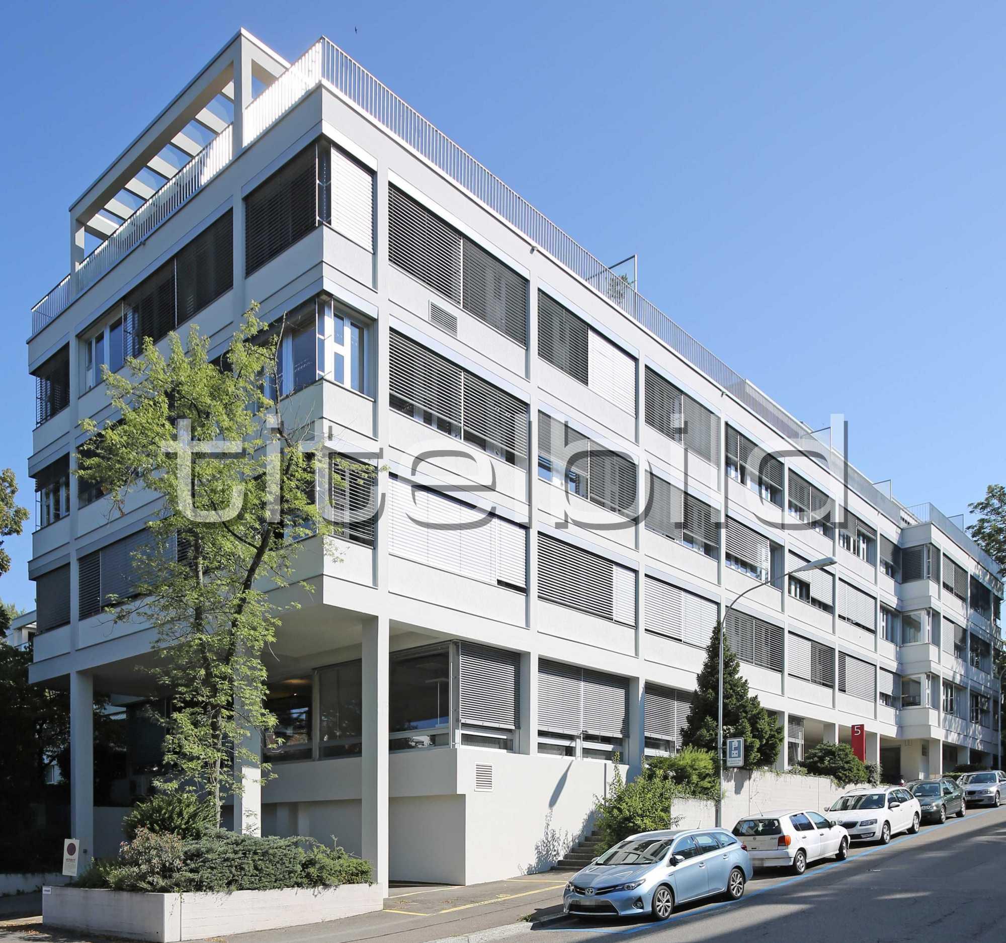Projektbild-Nr. 1: Aufstockung Gewerbehaus