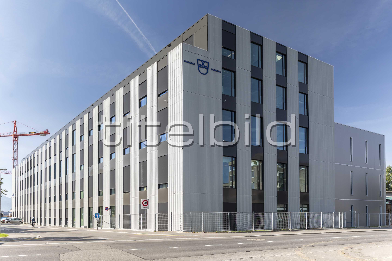 Projektbild-Nr. 0: Neubau Montage- und Logistikgebäude Mistal 14