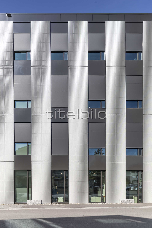 Projektbild-Nr. 2: Neubau Montage- und Logistikgebäude Mistal 14