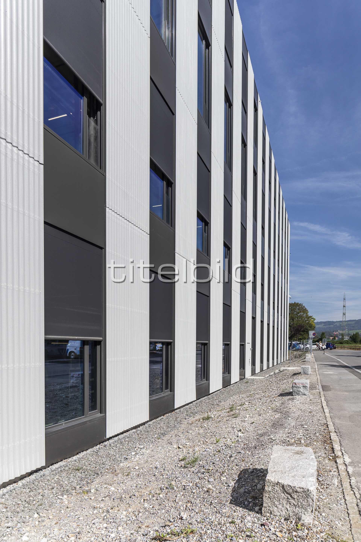 Projektbild-Nr. 3: Neubau Montage- und Logistikgebäude Mistal 14