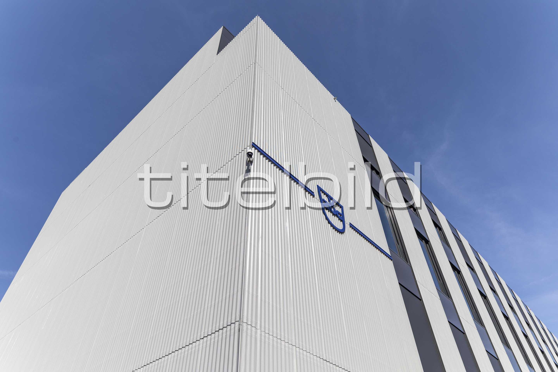 Projektbild-Nr. 4: Neubau Montage- und Logistikgebäude Mistal 14