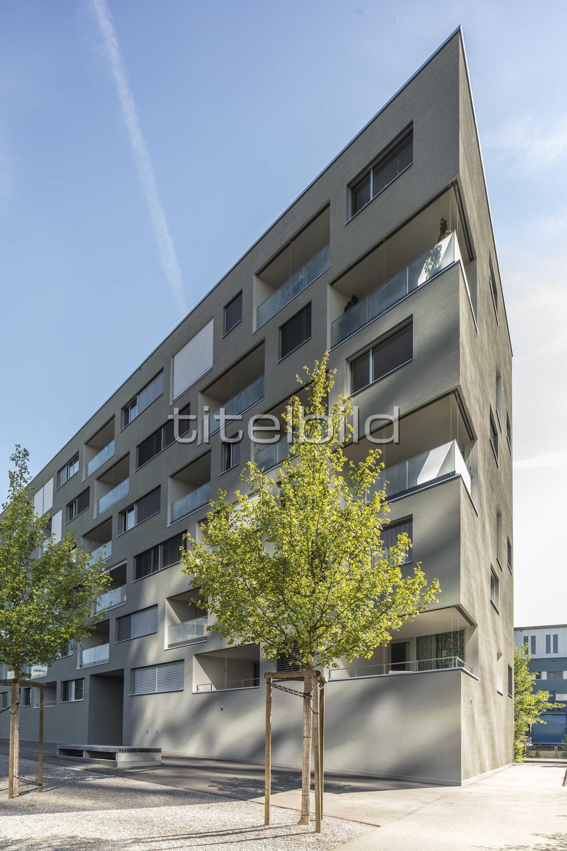 Projektbild-Nr. 0: Wohnen am Grienbach