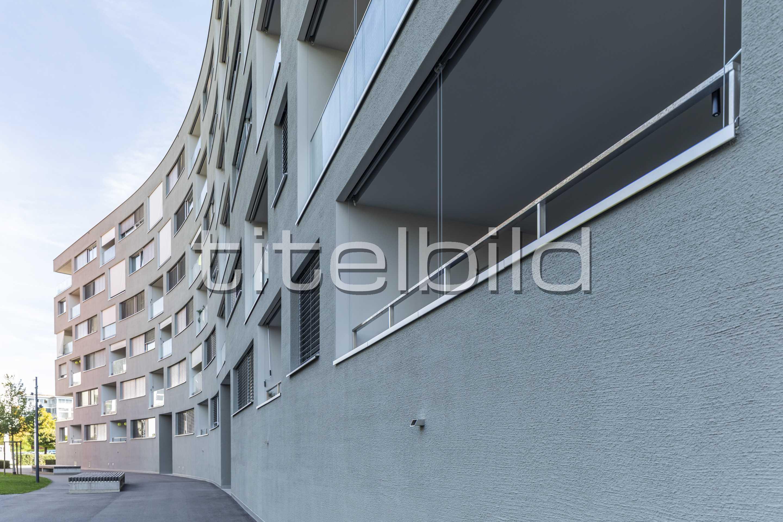 Projektbild-Nr. 5: Wohnen am Grienbach