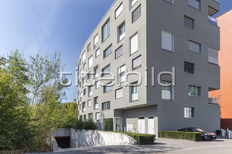 Projektbild-Nr. 8: Wohnen am Grienbach