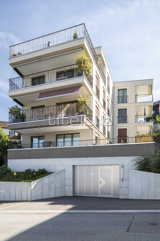 Projektbild-Nr. 2: Mehrfamilienhaus