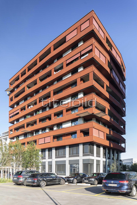 Projektbild-Nr. 0: Suurstoffi Ost Wohn- und Bürogebäude