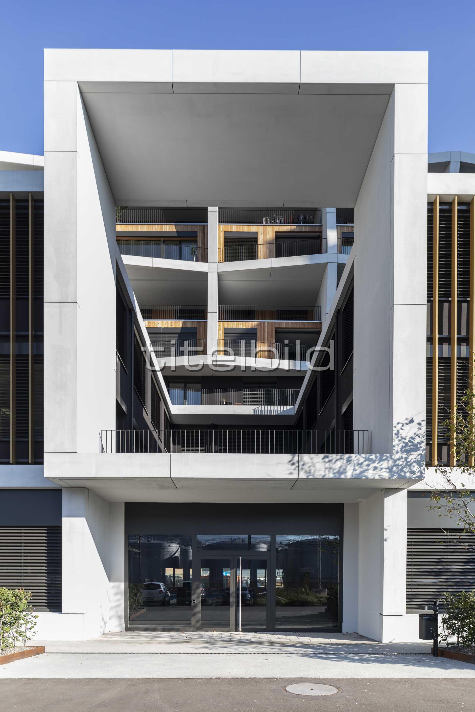 Projektbild-Nr. 1: Suurstoffi Ost Wohn- und Bürogebäude
