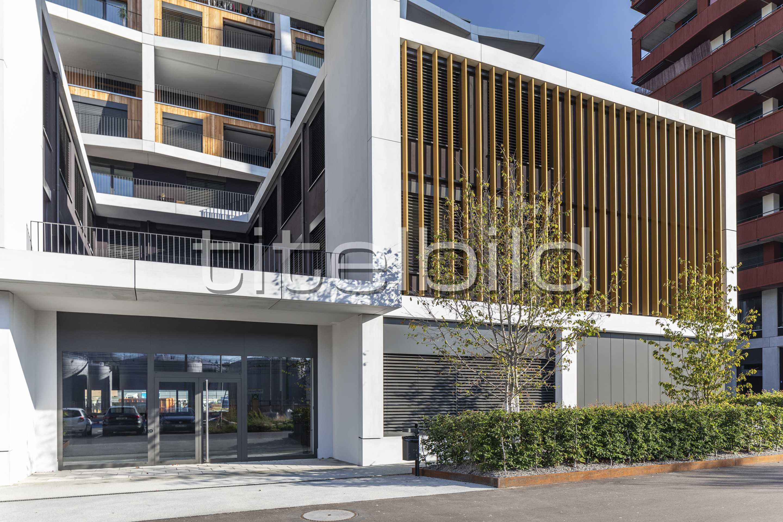 Projektbild-Nr. 2: Suurstoffi Ost Wohn- und Bürogebäude