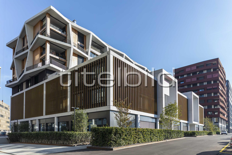 Projektbild-Nr. 4: Suurstoffi Ost Wohn- und Bürogebäude