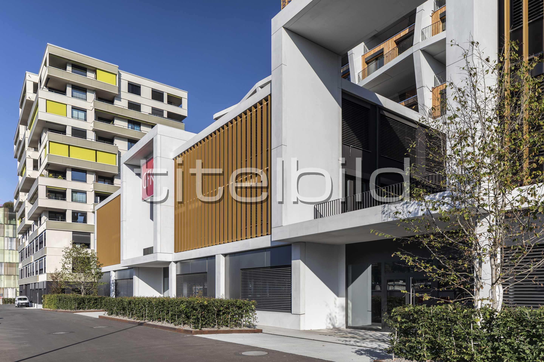 Projektbild-Nr. 5: Suurstoffi Ost Wohn- und Bürogebäude