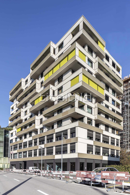 Projektbild-Nr. 6: Suurstoffi Ost Wohn- und Bürogebäude