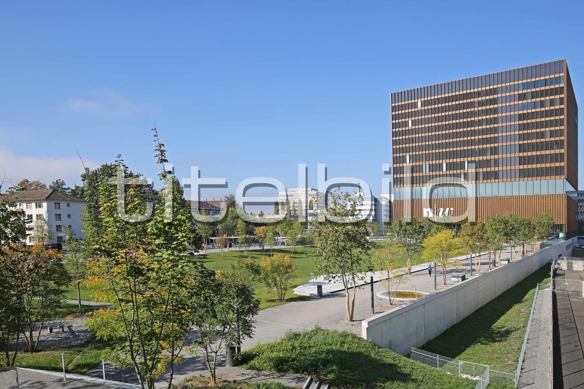 Projektbild-Nr. 1: Neubau Fachhochschule Nordwestschweiz