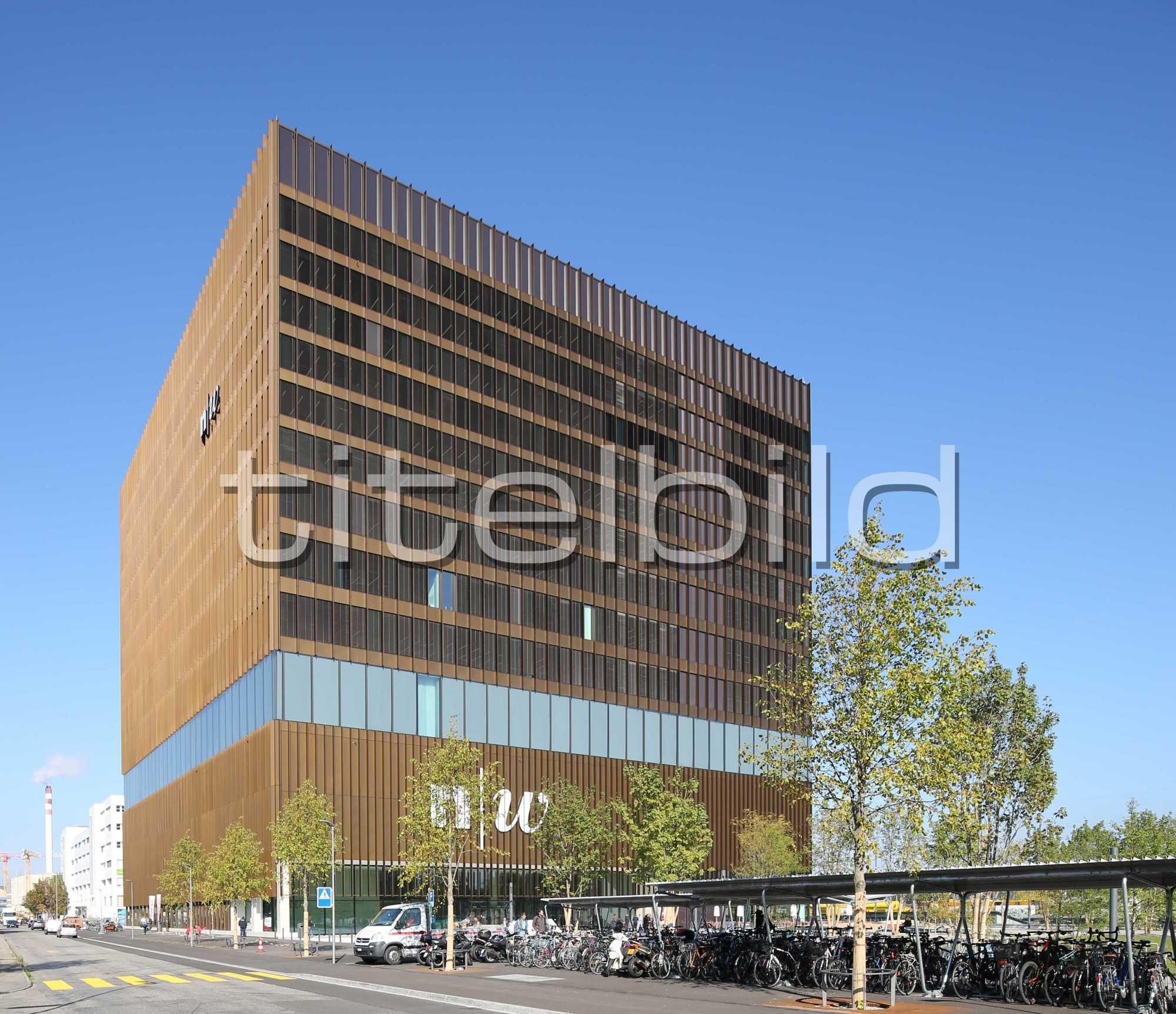 Projektbild-Nr. 2: Neubau Fachhochschule Nordwestschweiz