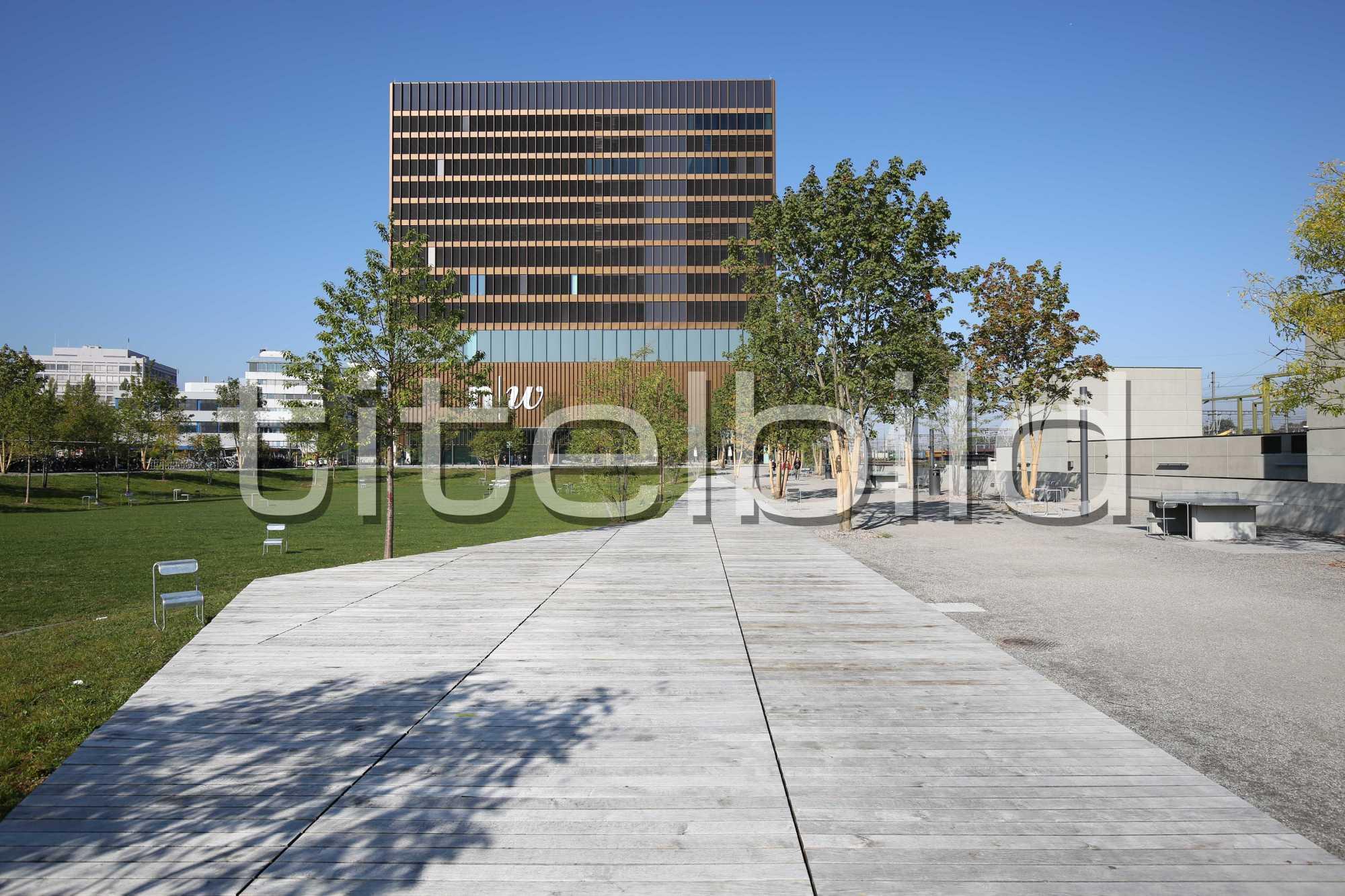 Projektbild-Nr. 3: Neubau Fachhochschule Nordwestschweiz