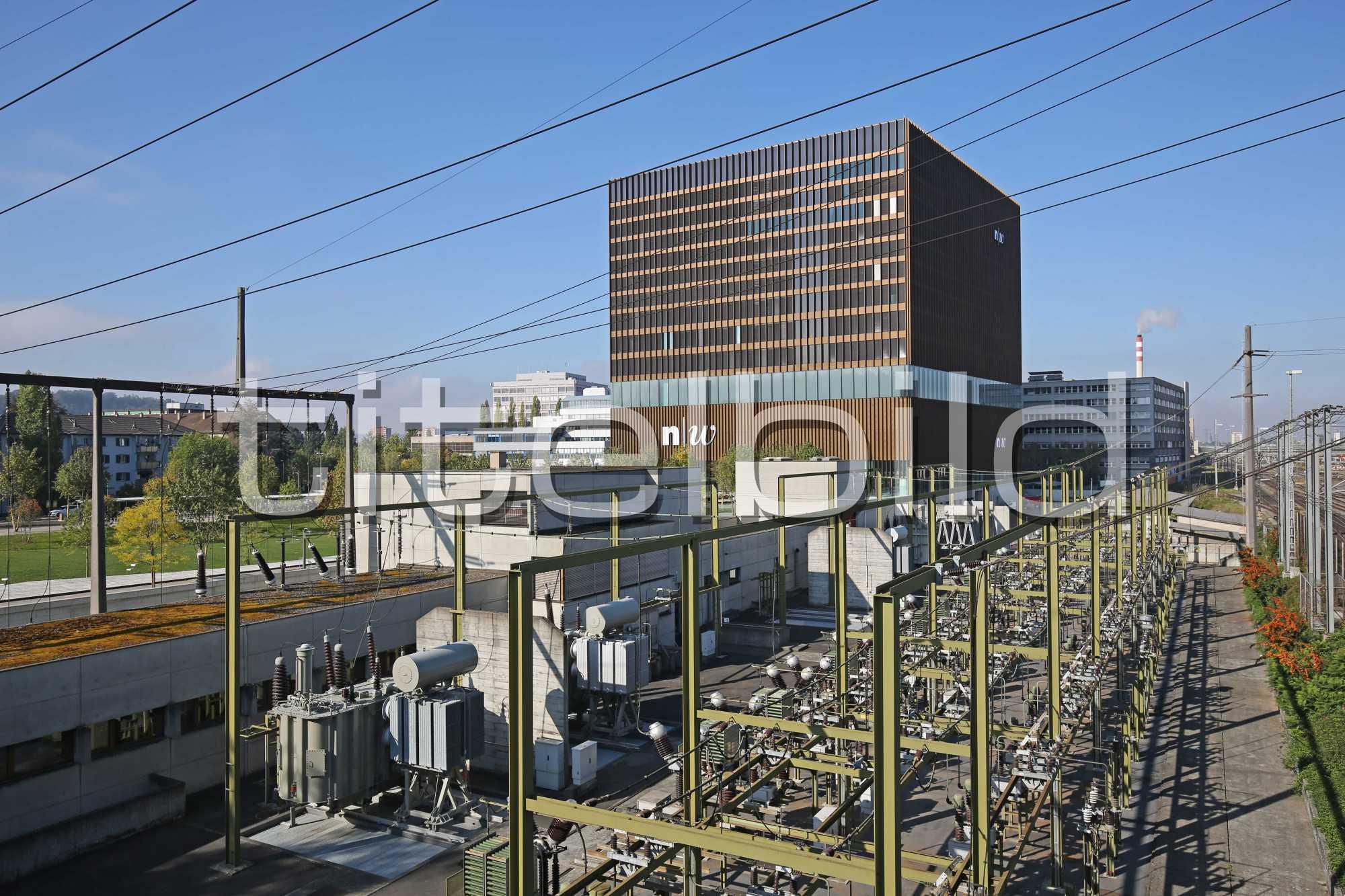 Projektbild-Nr. 4: Neubau Fachhochschule Nordwestschweiz