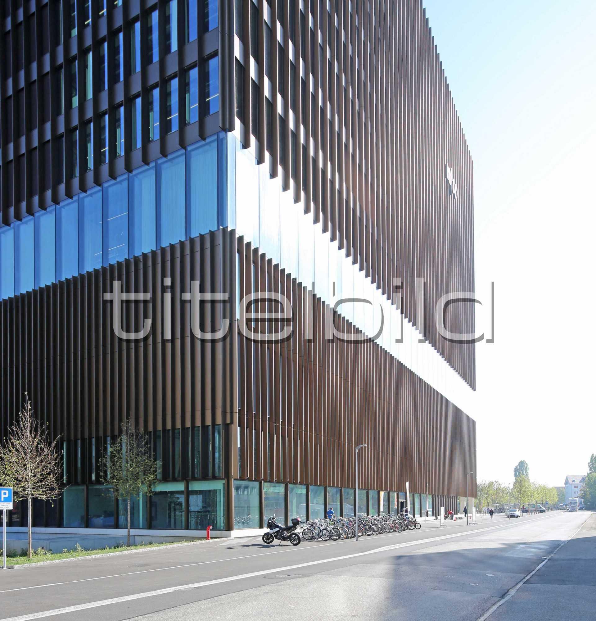 Projektbild-Nr. 6: Neubau Fachhochschule Nordwestschweiz