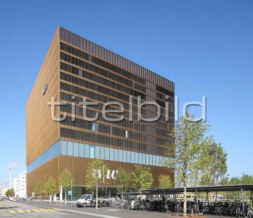 Bild-Nr: 3des Objektes Neubau Fachhochschule Nordwestschweiz