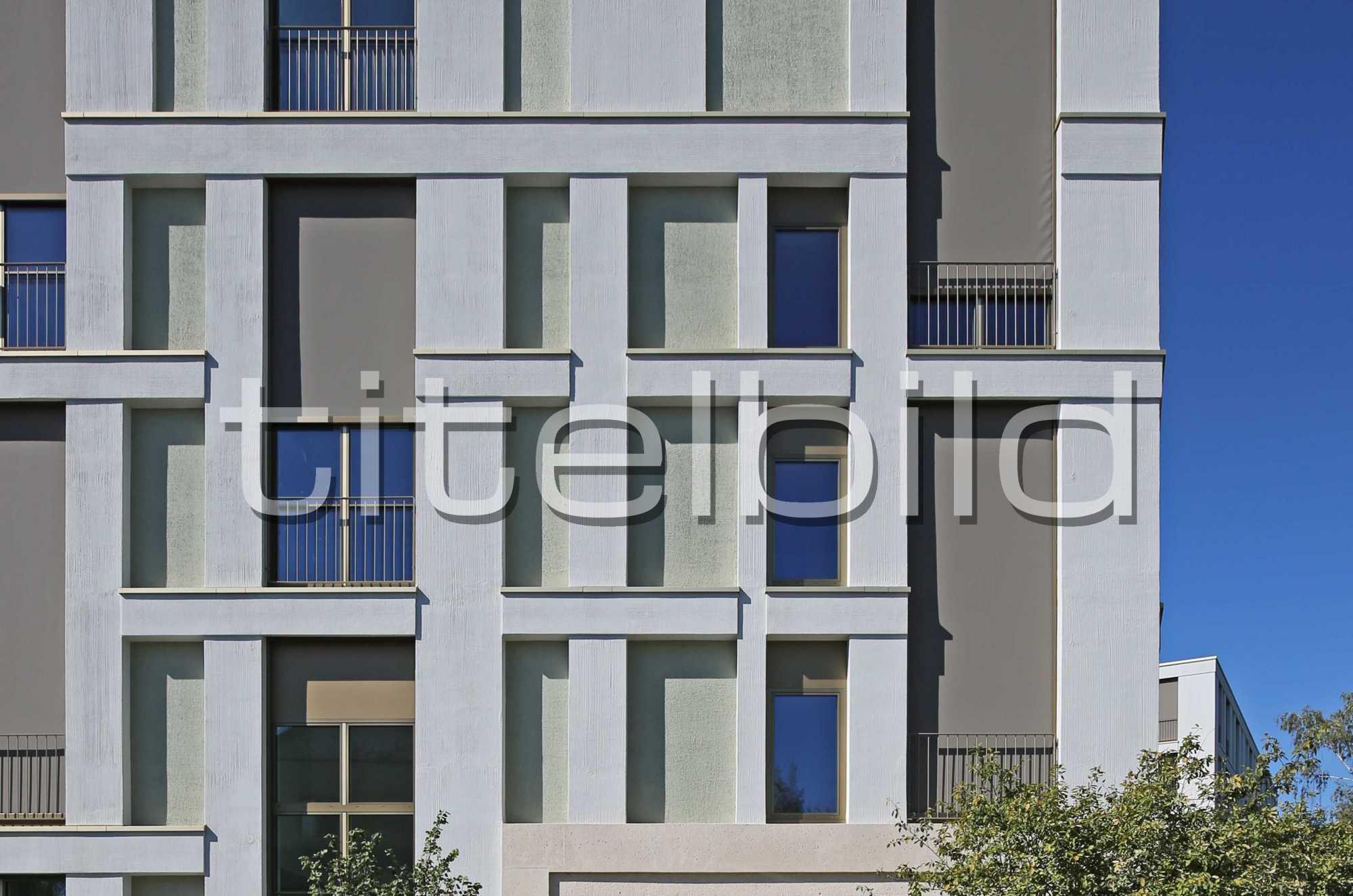 Projektbild-Nr. 0: Siedlung Buchegg