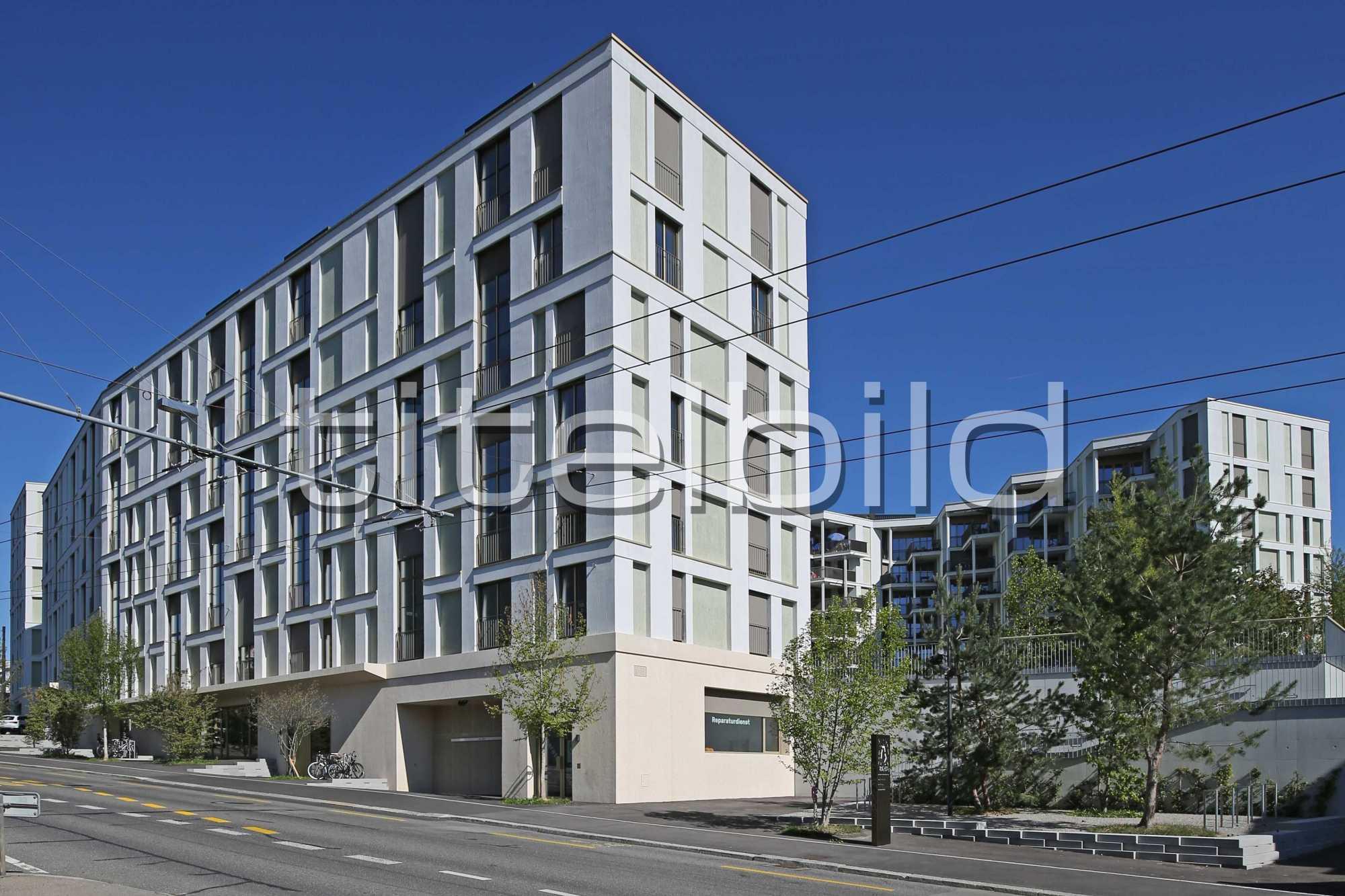Projektbild-Nr. 1: Siedlung Buchegg