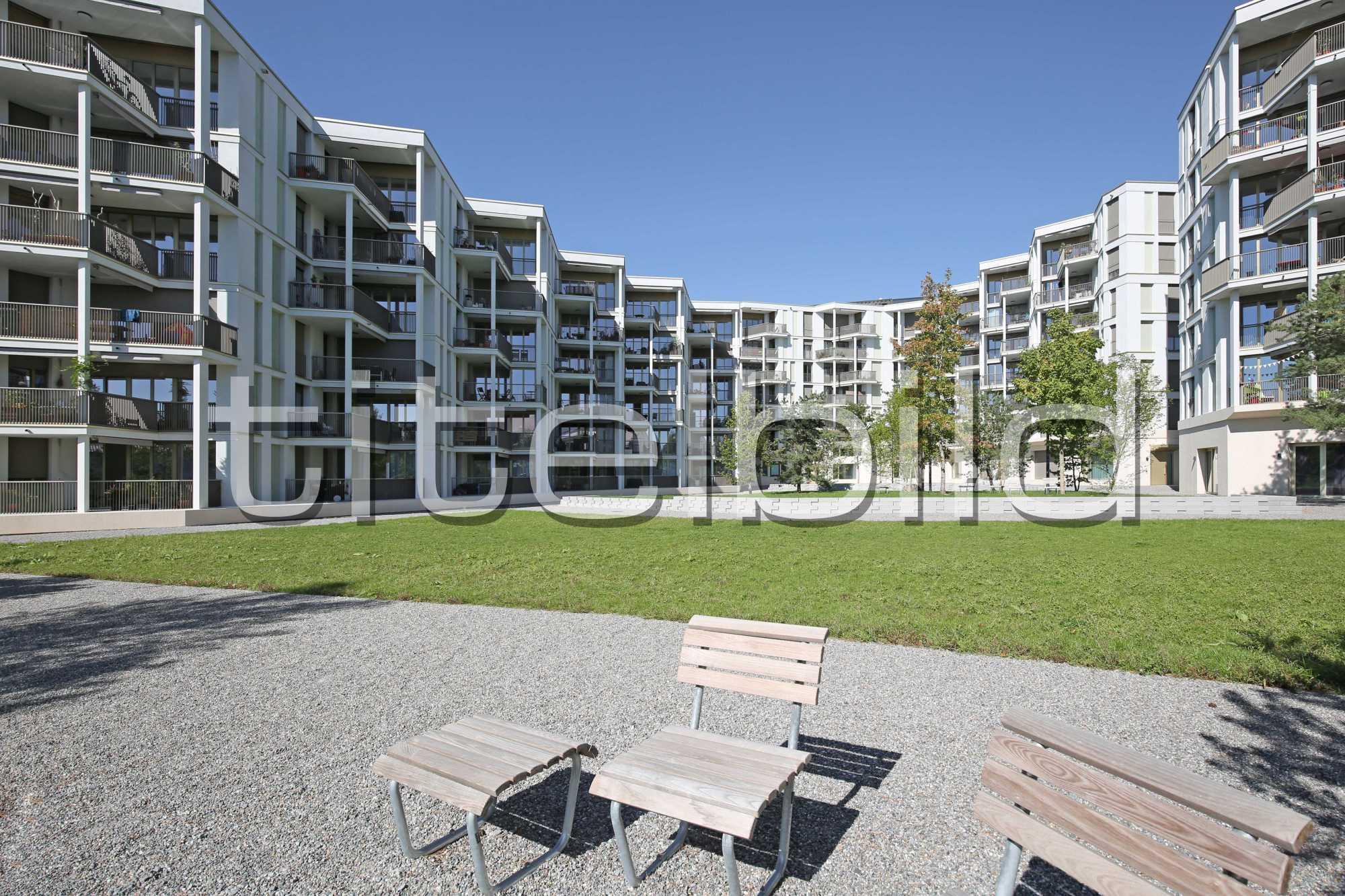 Projektbild-Nr. 2: Siedlung Buchegg