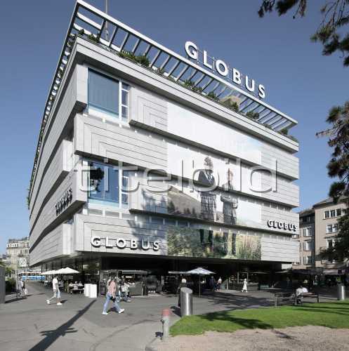 Bild-Nr: 2des Objektes Globus Zürich Bahnhofstrasse