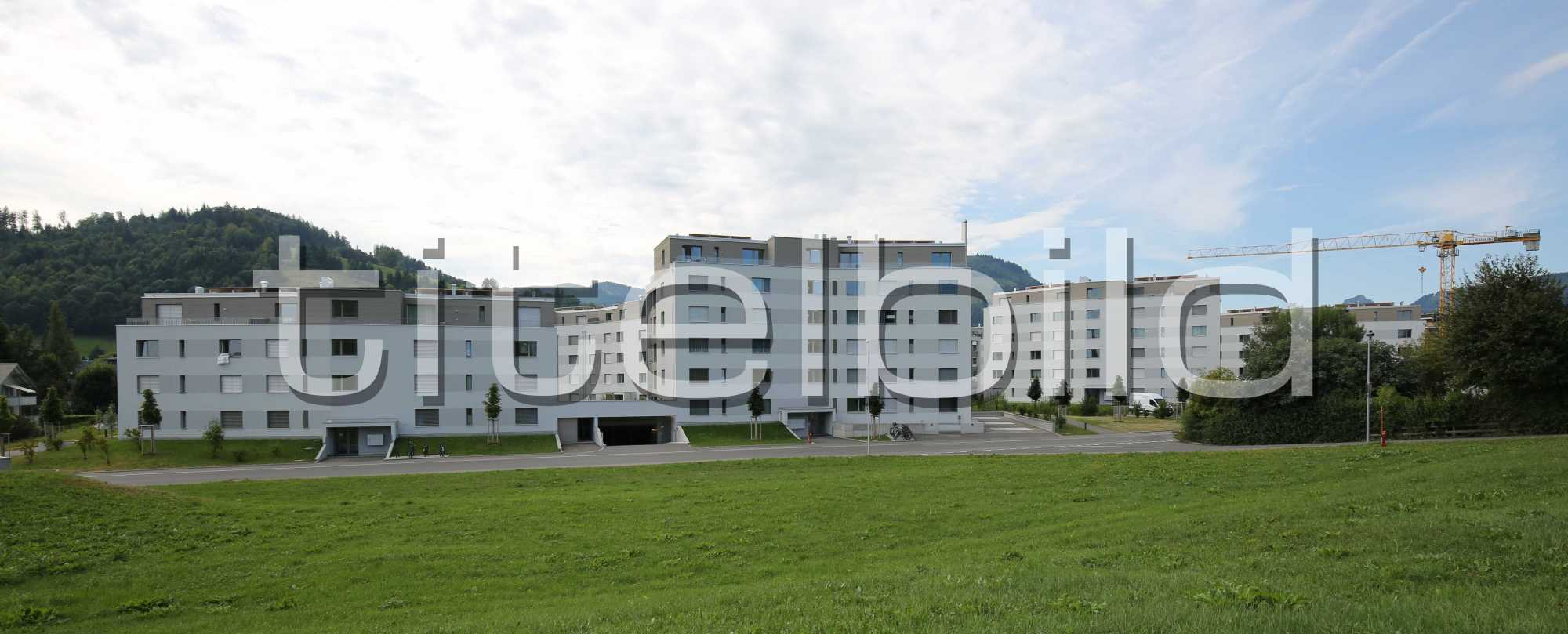 Projektbild-Nr. 9: Überbauung Obere Allmeind, 8840 Einsiedeln
