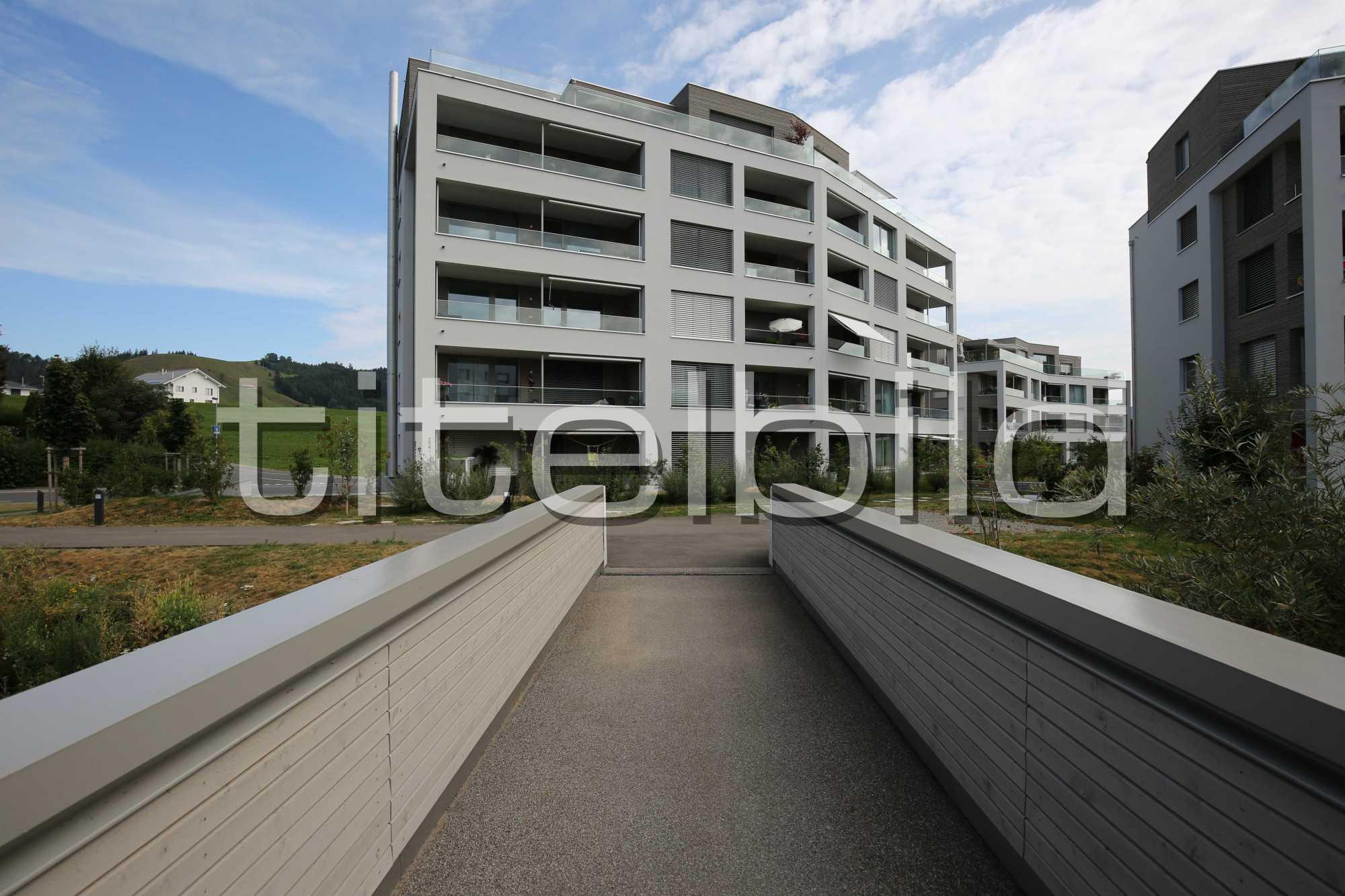 Projektbild-Nr. 2: Überbauung Obere Allmeind, 8840 Einsiedeln