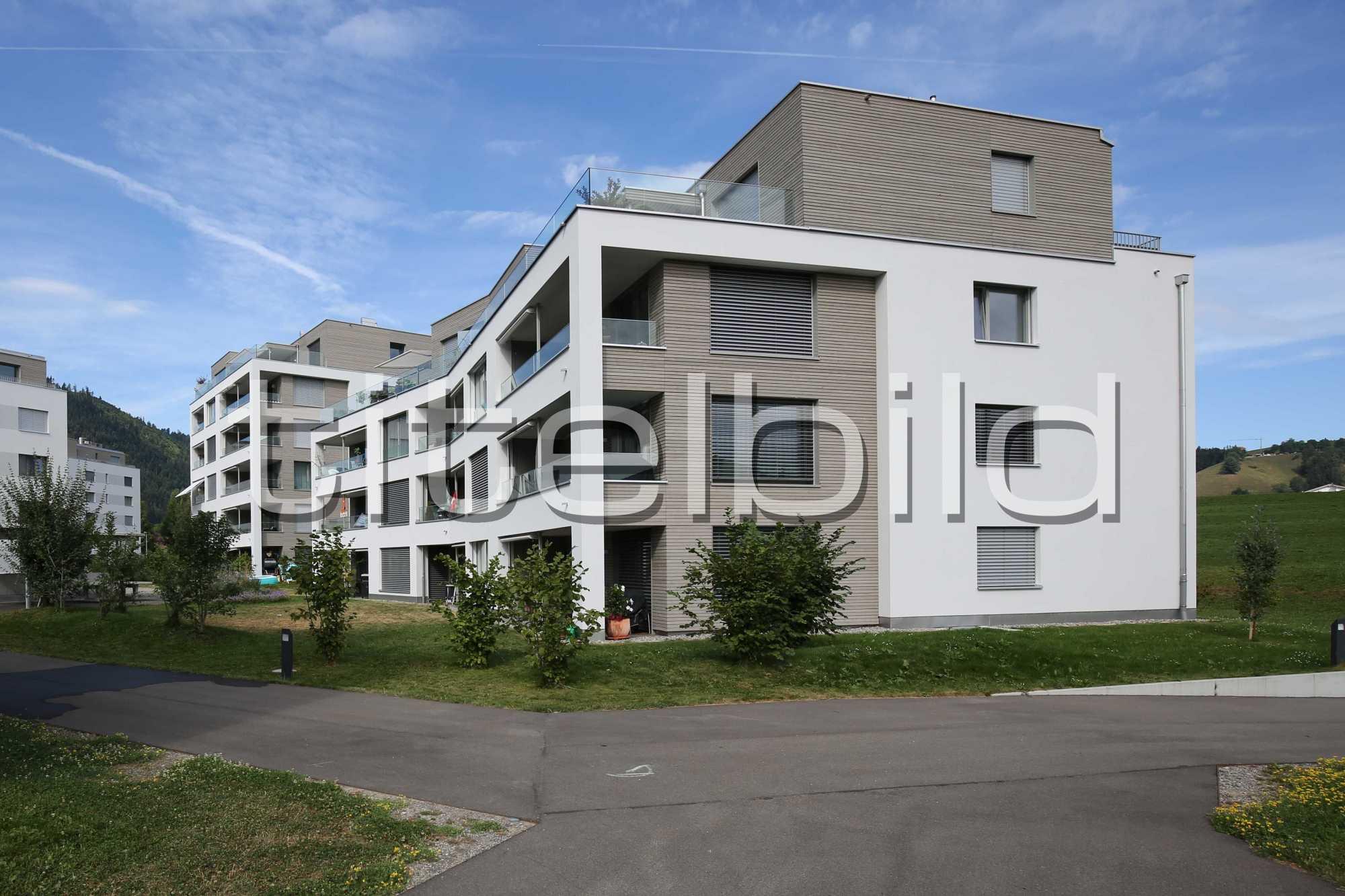 Projektbild-Nr. 4: Überbauung Obere Allmeind, 8840 Einsiedeln
