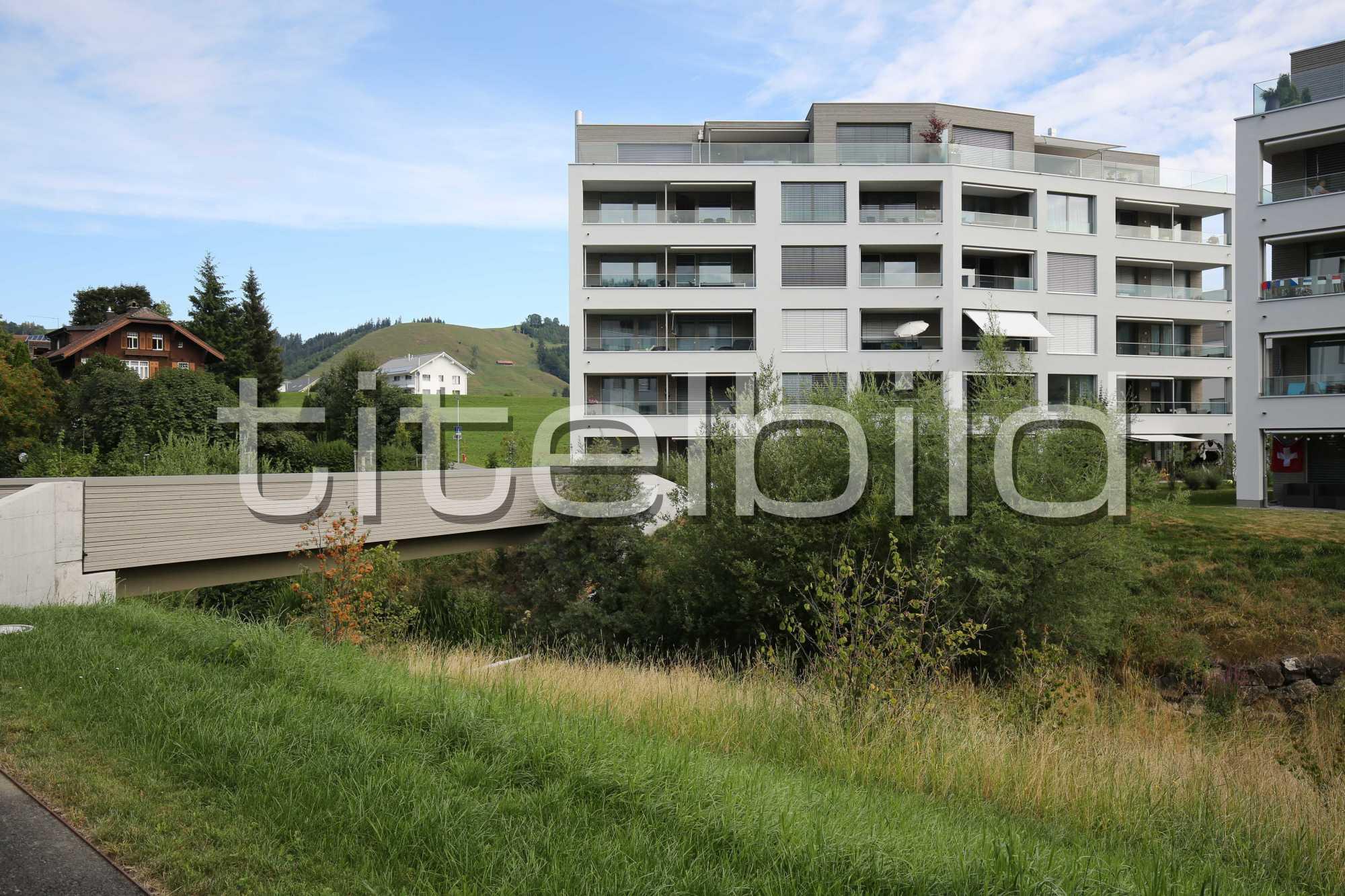 Projektbild-Nr. 8: Überbauung Obere Allmeind, 8840 Einsiedeln