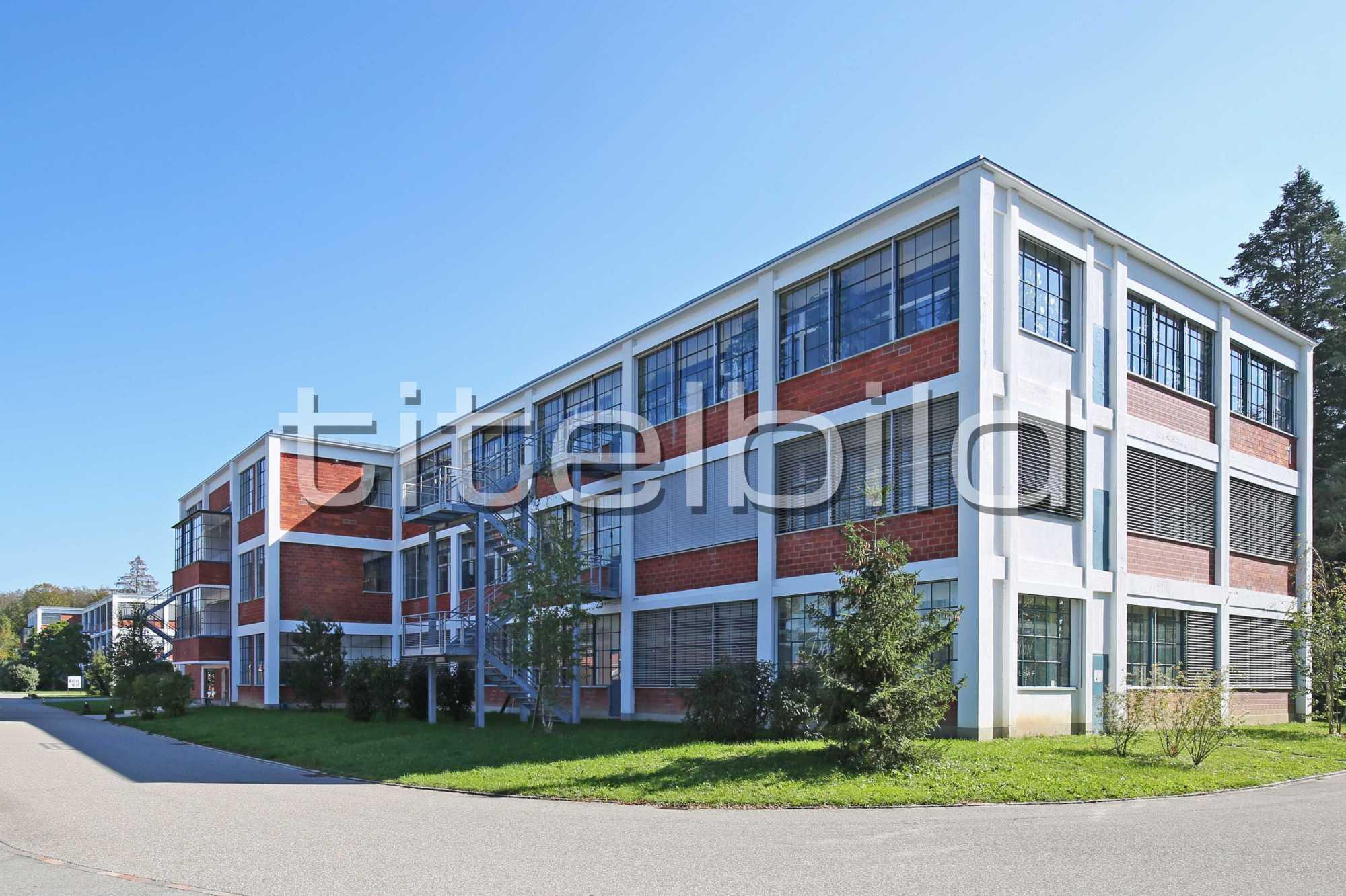 Projektbild-Nr. 0: Bata Park Halle 1+2 Möhlin