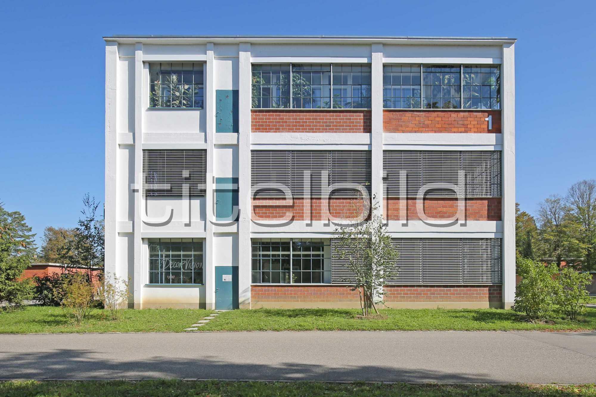 Projektbild-Nr. 1: Bata Park Halle 1+2 Möhlin