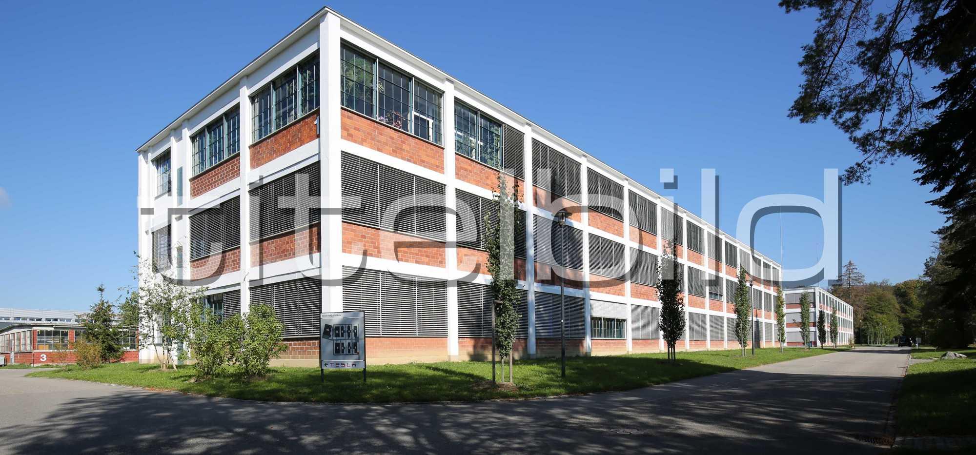 Projektbild-Nr. 2: Bata Park Halle 1+2 Möhlin