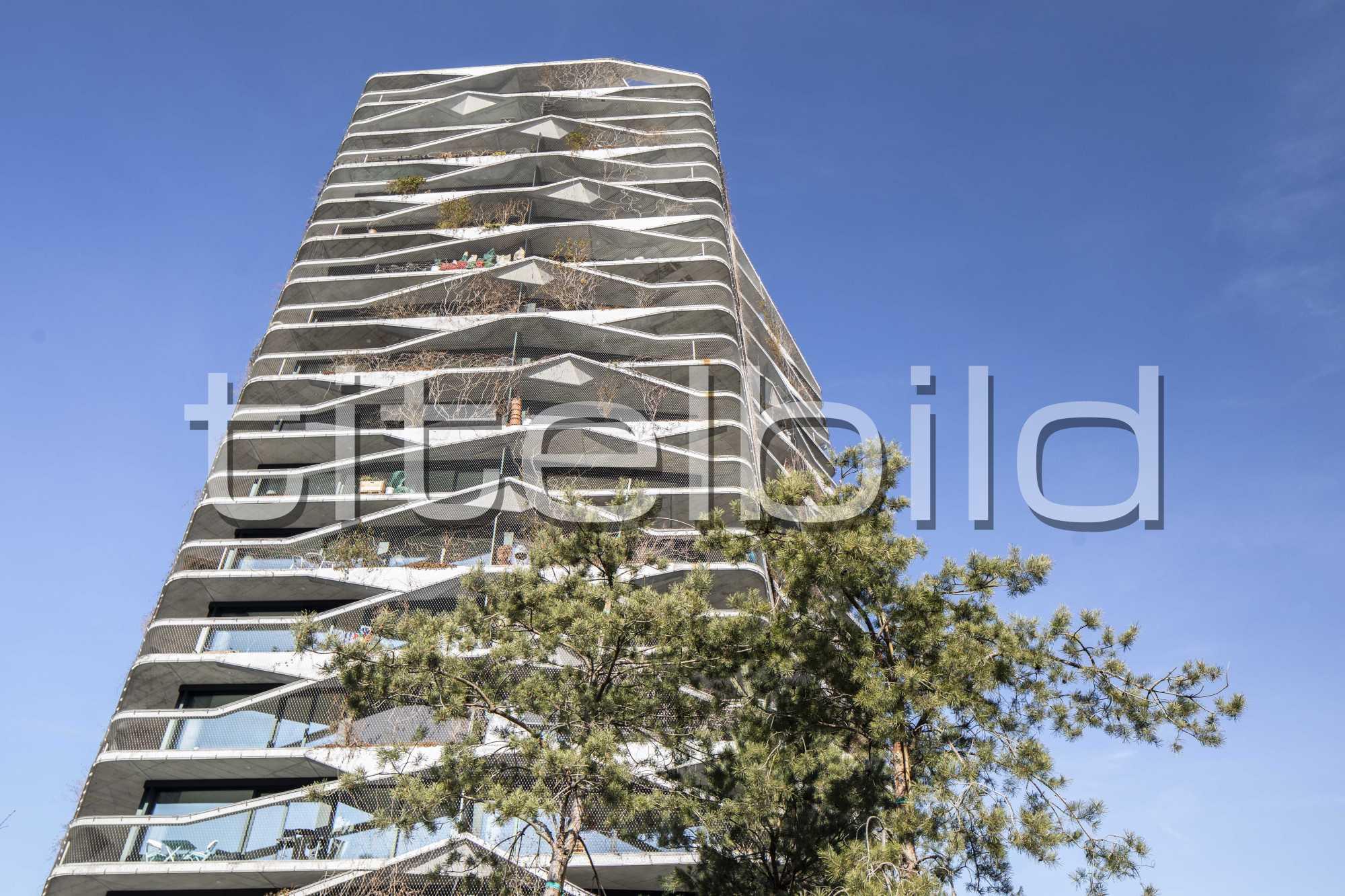 Projektbild-Nr. 2: Garden Tower Bächtelenpark Wabern