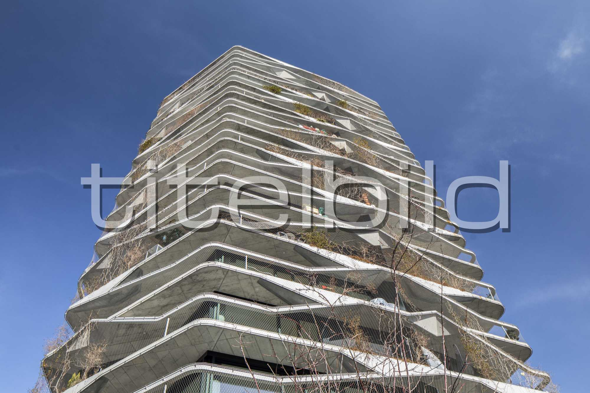 Projektbild-Nr. 3: Garden Tower Bächtelenpark Wabern