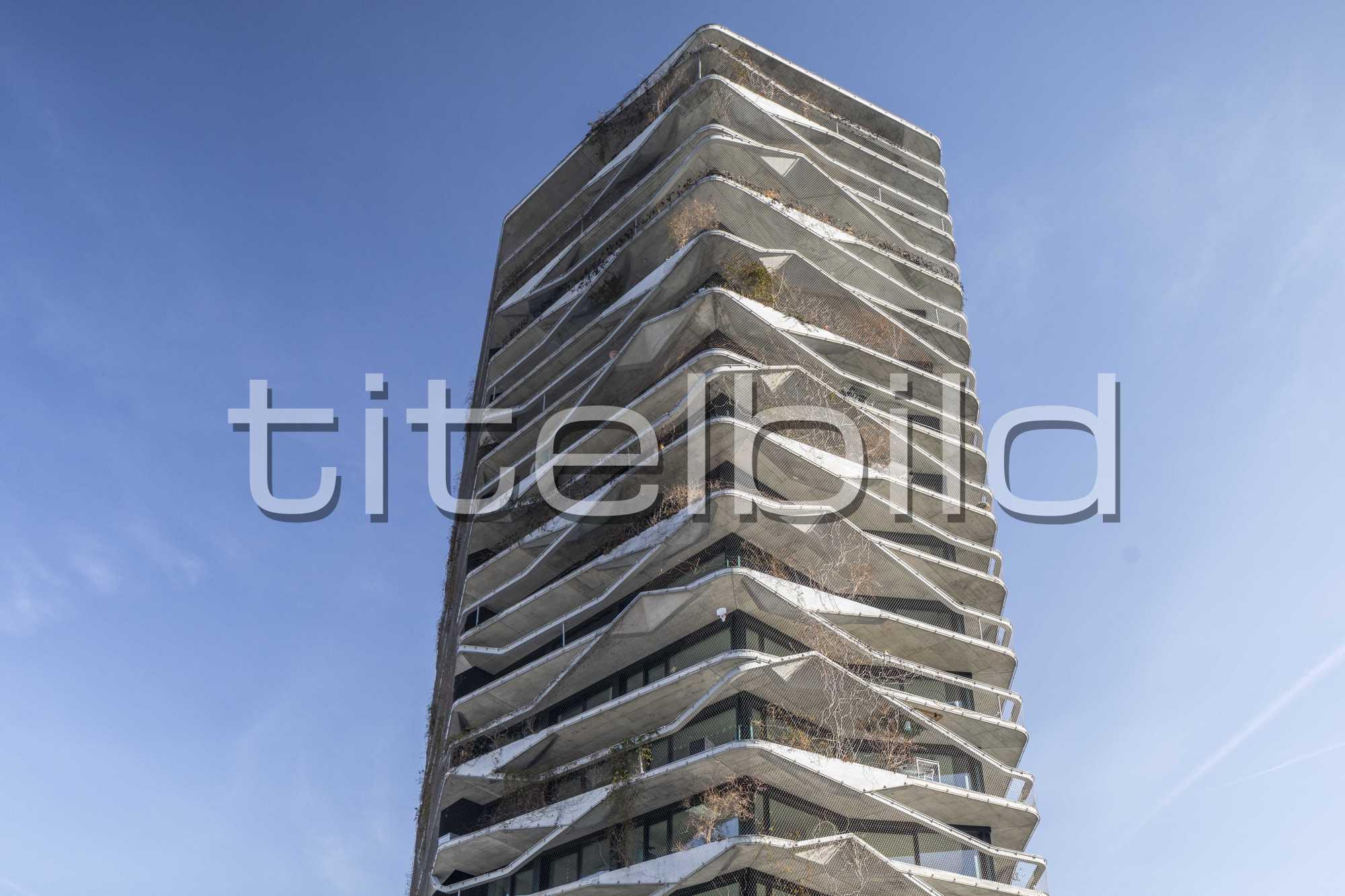 Projektbild-Nr. 4: Garden Tower Bächtelenpark Wabern