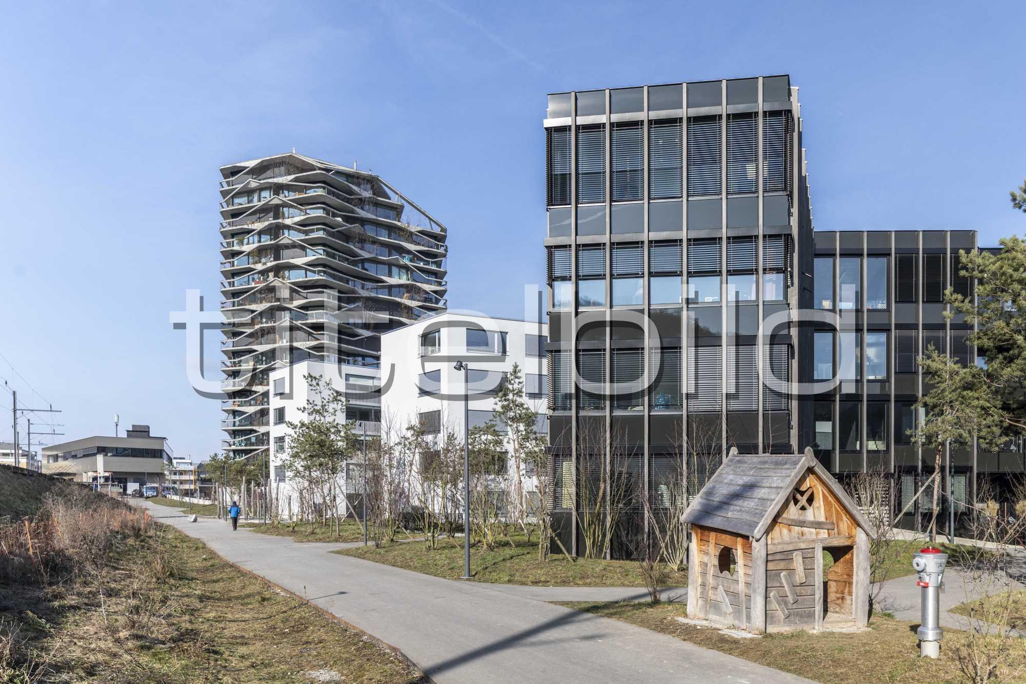 Projektbild-Nr. 5: Garden Tower Bächtelenpark Wabern