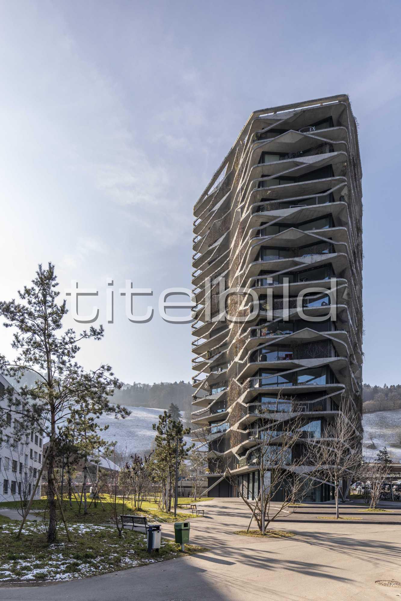 Projektbild-Nr. 6: Garden Tower Bächtelenpark Wabern