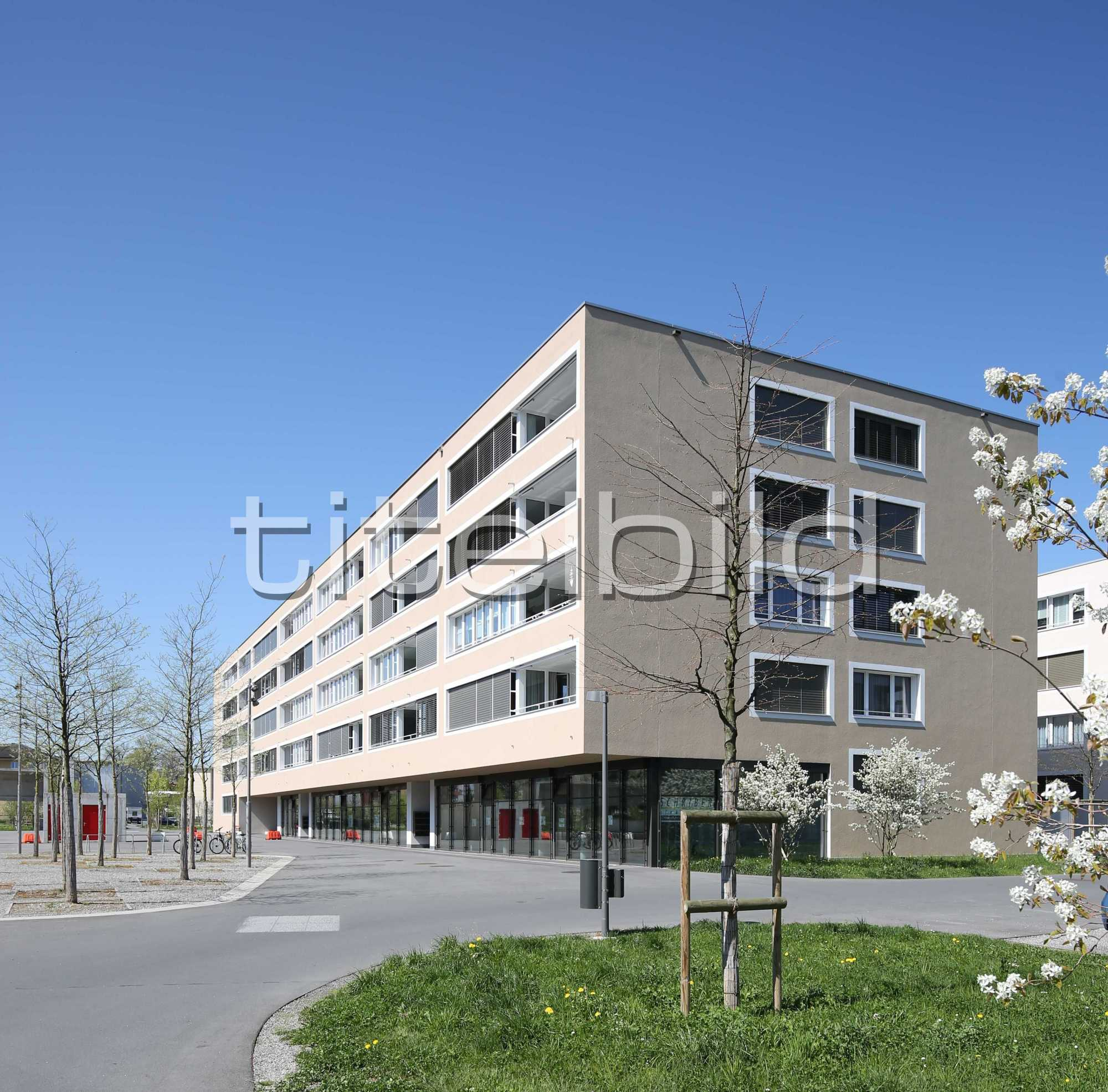 Projektbild-Nr. 11: Feldbreite Baufeld D1 Fratello & Sorella