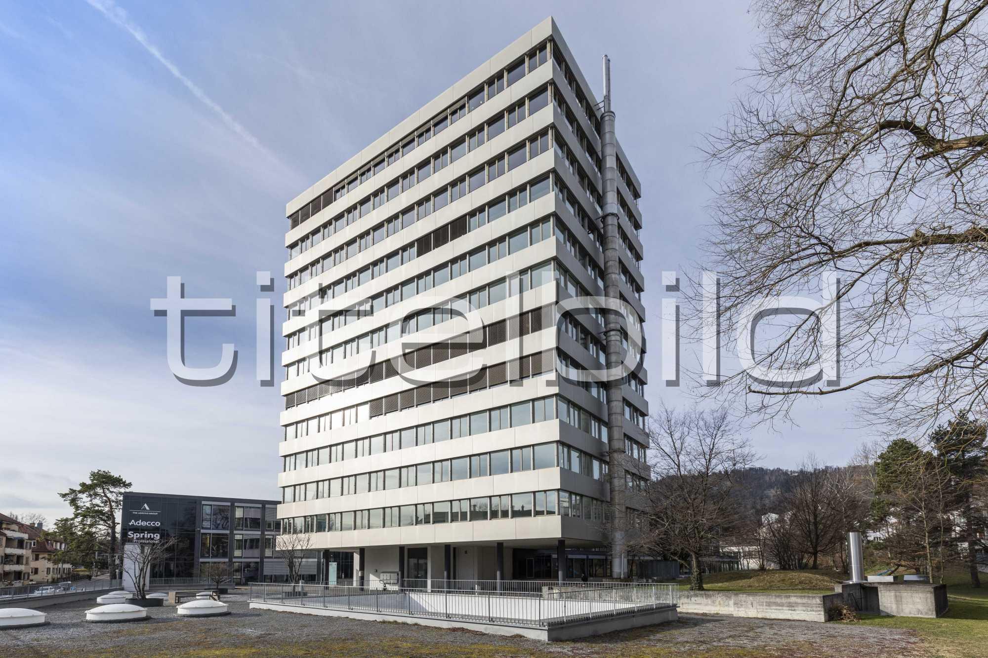 Projektbild-Nr. 0: Sanierung Hochhaus, Uetlibergstrasse 132, 8045 Zürich