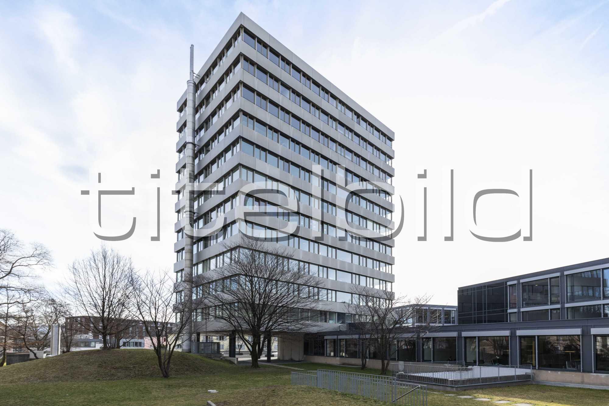 Projektbild-Nr. 1: Sanierung Hochhaus, Uetlibergstrasse 132, 8045 Zürich