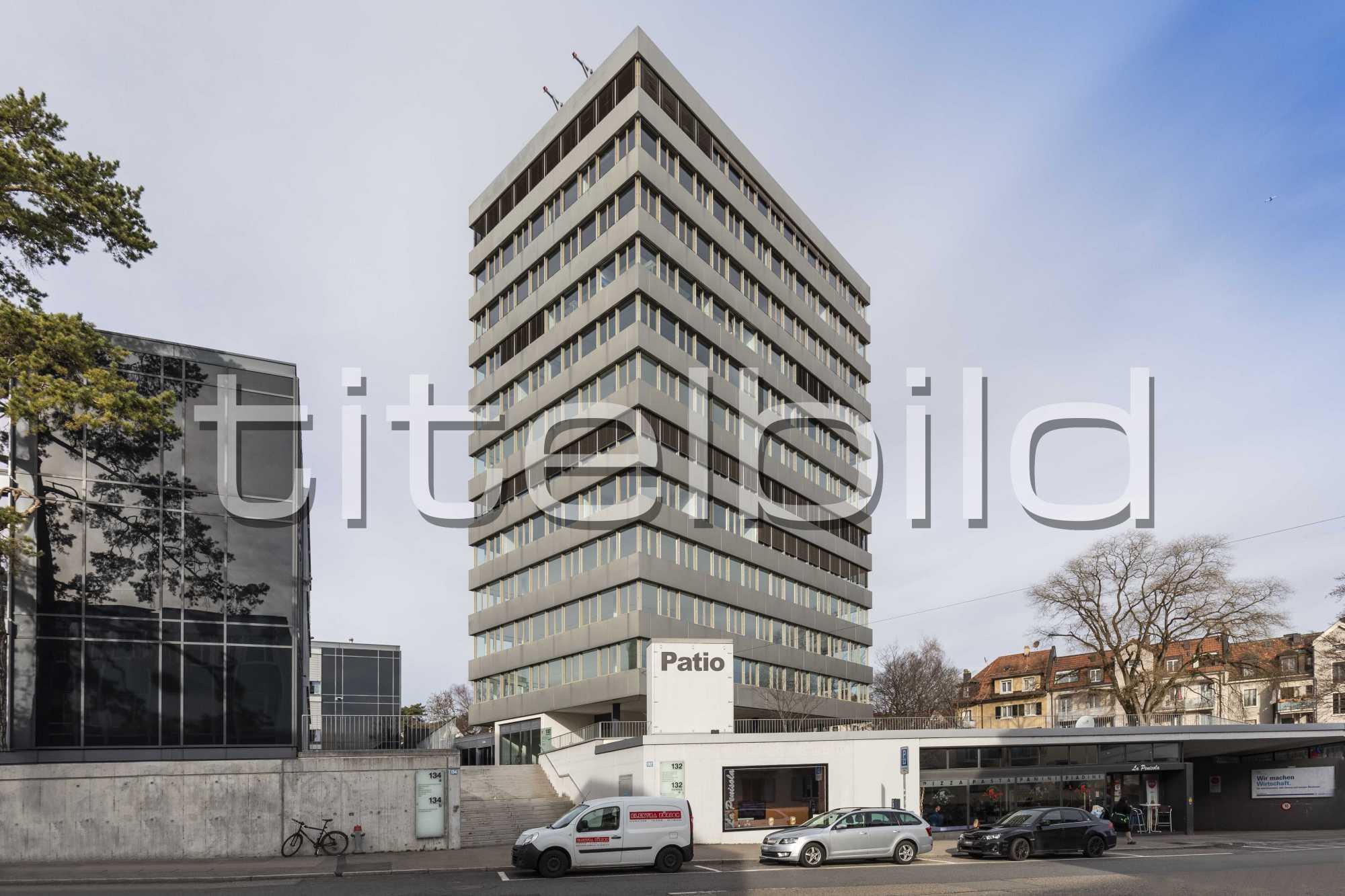 Projektbild-Nr. 2: Sanierung Hochhaus, Uetlibergstrasse 132, 8045 Zürich