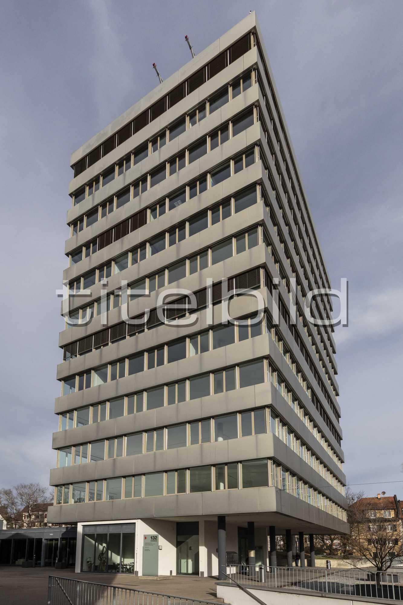 Projektbild-Nr. 3: Sanierung Hochhaus, Uetlibergstrasse 132, 8045 Zürich