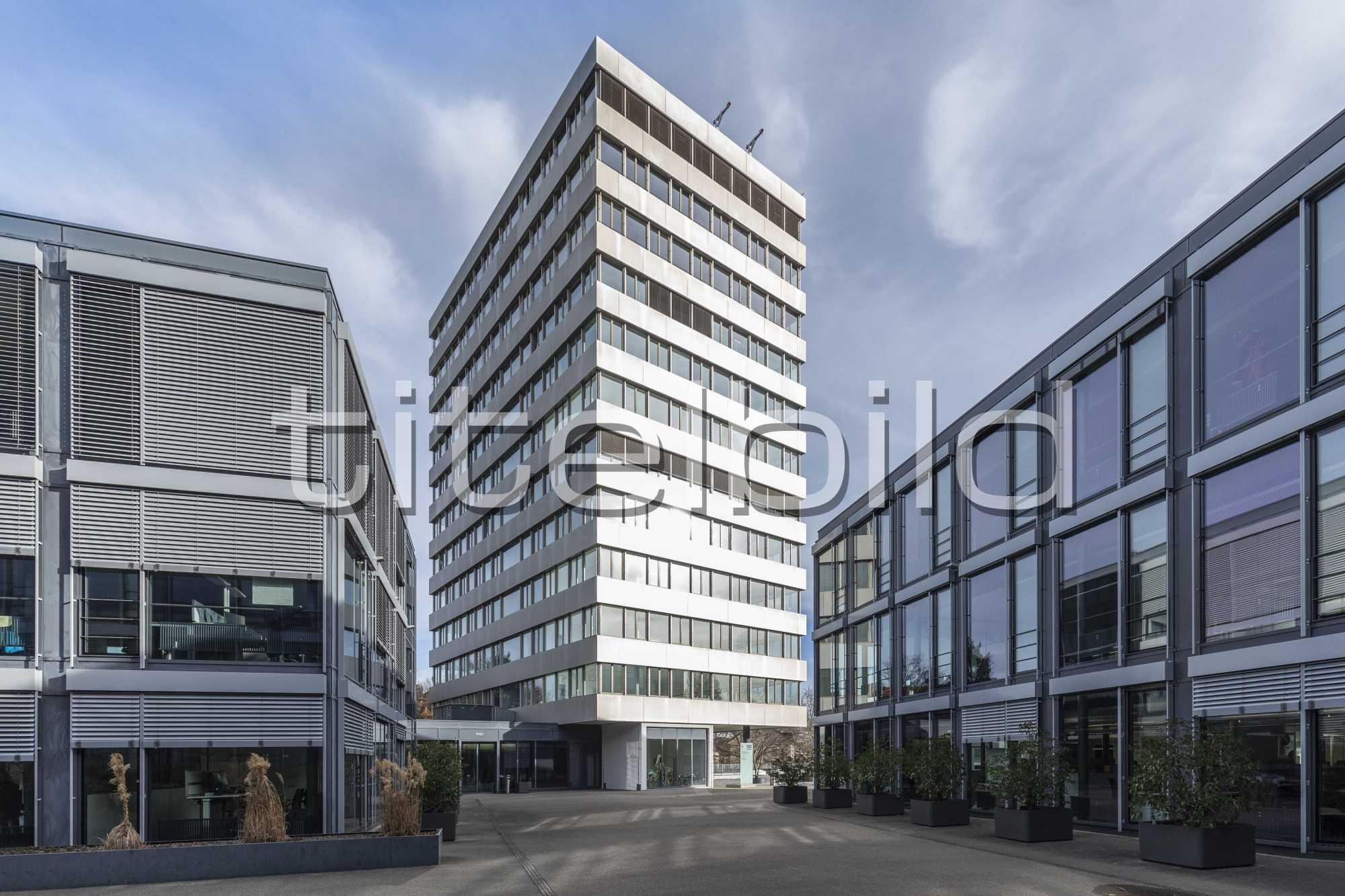 Projektbild-Nr. 5: Sanierung Hochhaus, Uetlibergstrasse 132, 8045 Zürich
