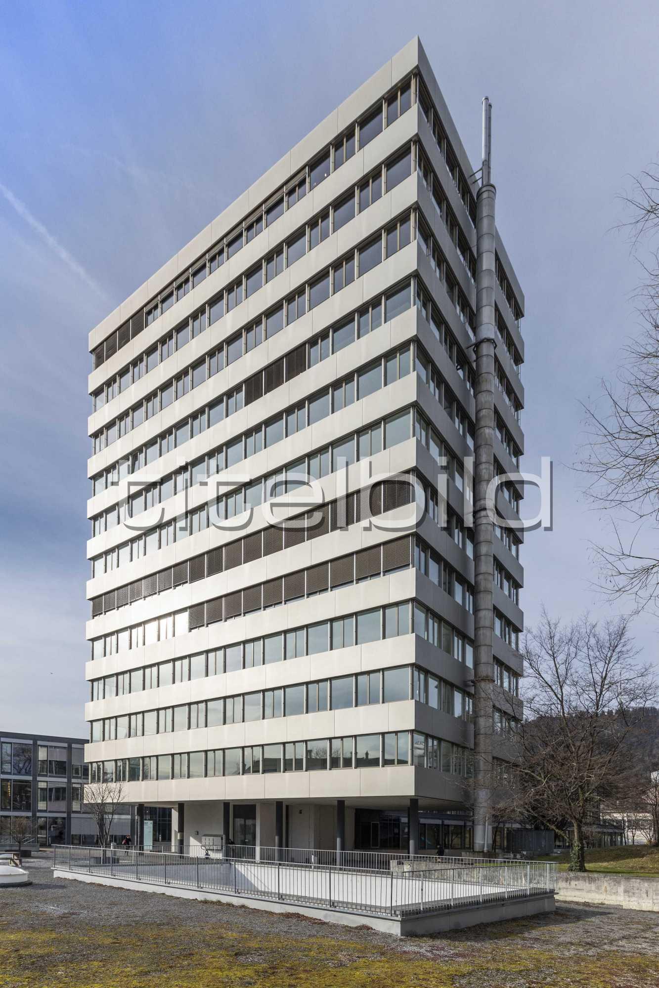 Projektbild-Nr. 6: Sanierung Hochhaus, Uetlibergstrasse 132, 8045 Zürich