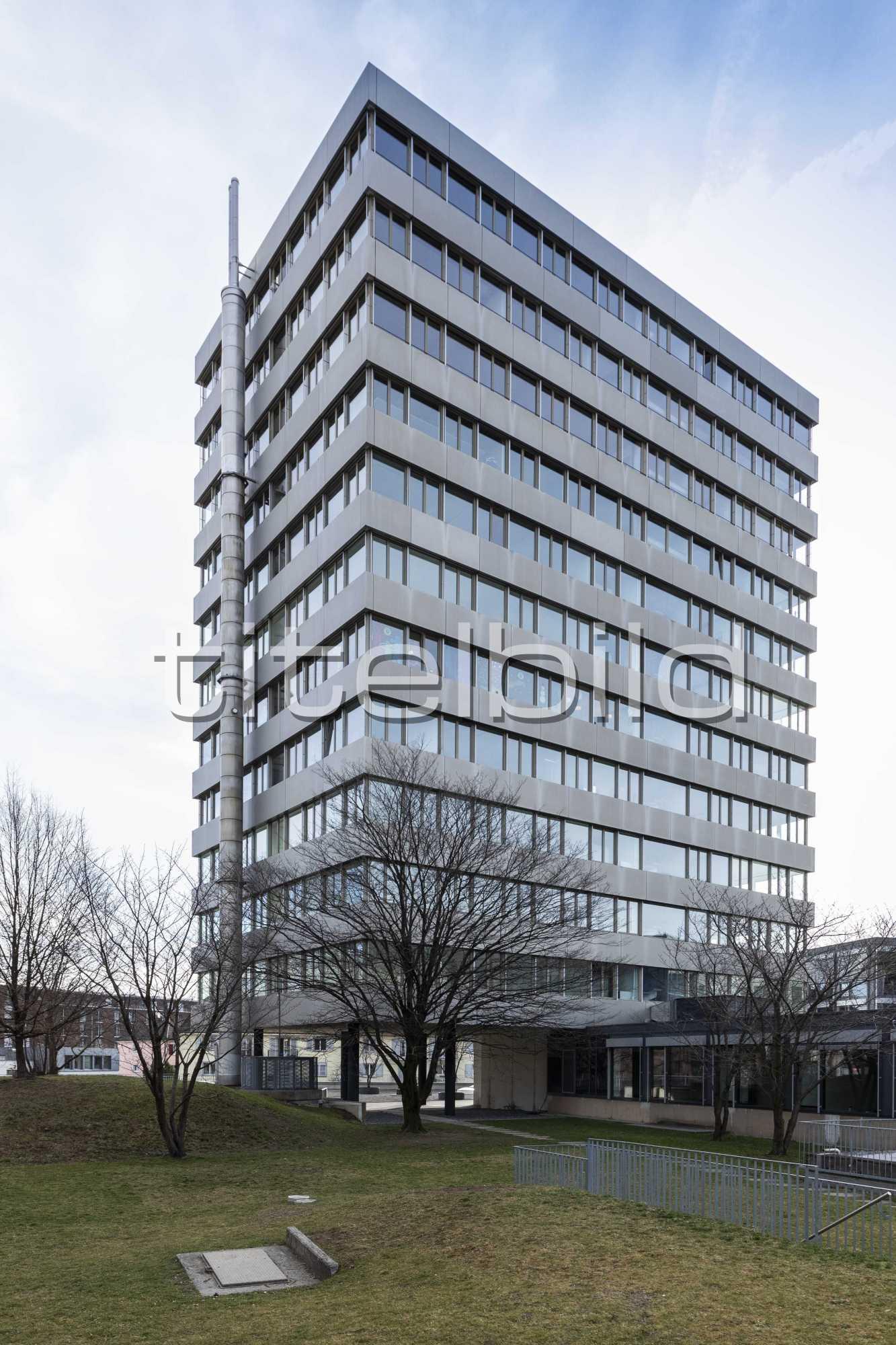 Projektbild-Nr. 7: Sanierung Hochhaus, Uetlibergstrasse 132, 8045 Zürich