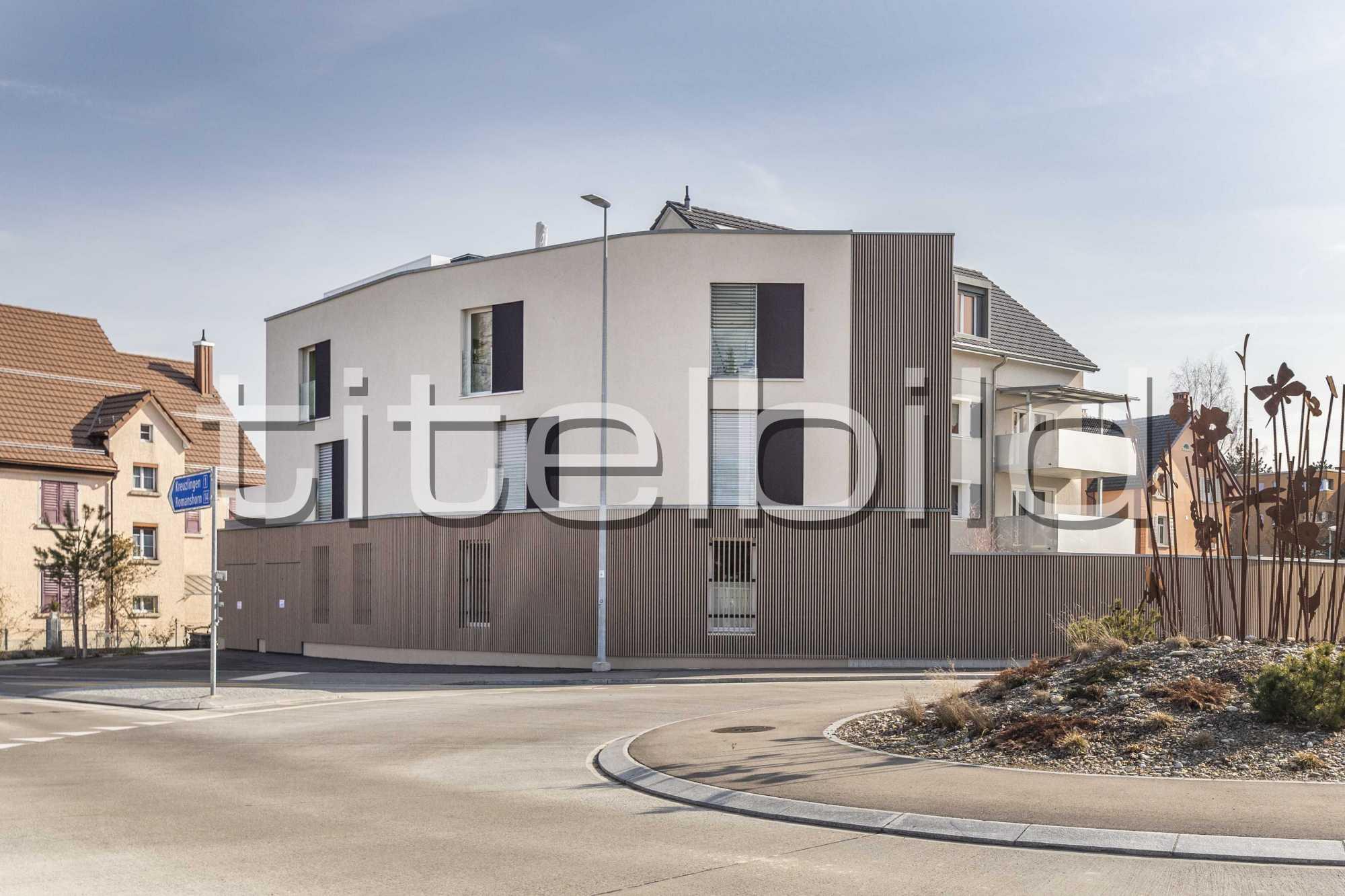 Projektbild-Nr. 2: Neubau MFH
