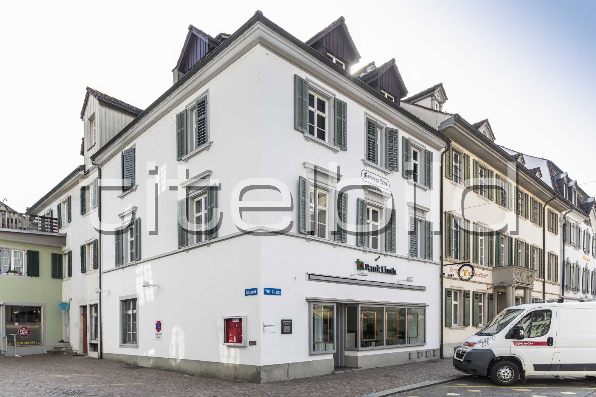 Projektbild-Nr. 0: Umbau Bankgebäude
